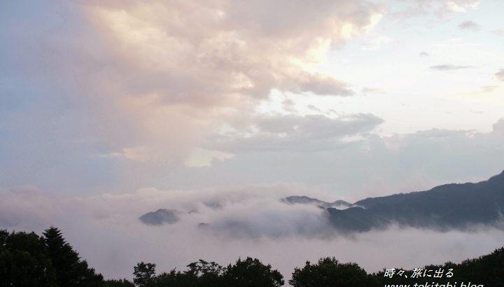 秩父「美の山公園」は雲海が見れるスポット、豚みそ丼本舗「野さか」へ寄って帰ろう!