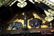 「日光東照宮」は、狩野探幽と天海僧正の演出による不思議ワールド!