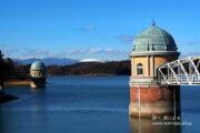 多摩湖が美しい「狭山公園」で気軽に東京の自然を!【東京都東大和市】