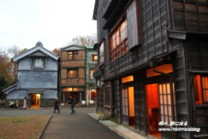 「江戸東京たてもの園」千と千尋の神隠しとレトロな世界、【お勧め】5つの楽しみ方!