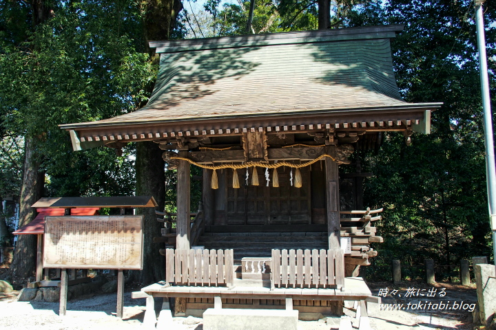 飯能街歩き 諏訪八幡神社