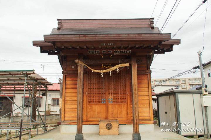 春日部 八坂神社