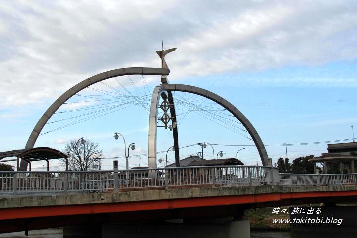 春日部 古利根公園橋