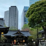 新宿「熊野神社」ビル街にたたずむ総鎮守!御朱印も紹介【東京都】