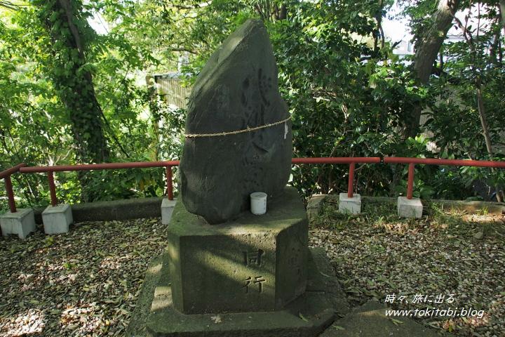 辰新田浅間神社(宮代町)