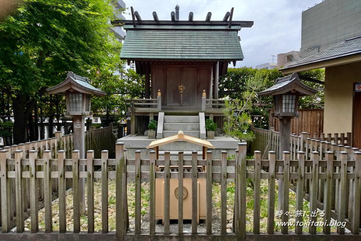 新宿 厳嶋神社