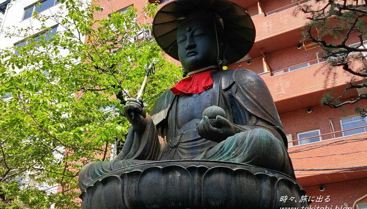「新宿七福神めぐり」を歩いて運気を上げよう!新宿御苑~神楽坂