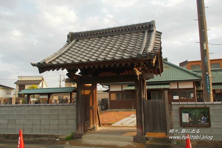 杉戸町 東福寺