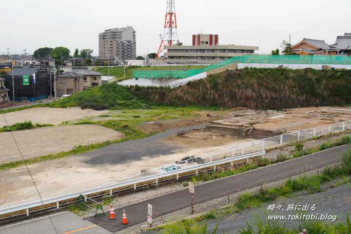 宿場町 栗橋 八坂神社