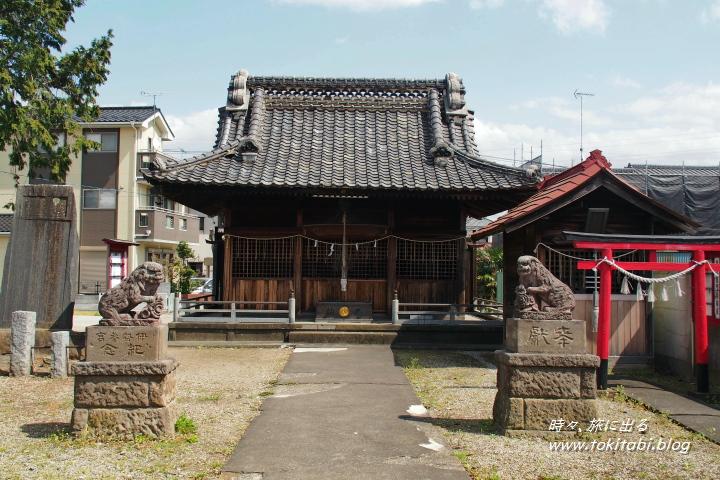 幸手 神明神社