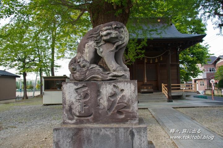 杉戸町 近津神社