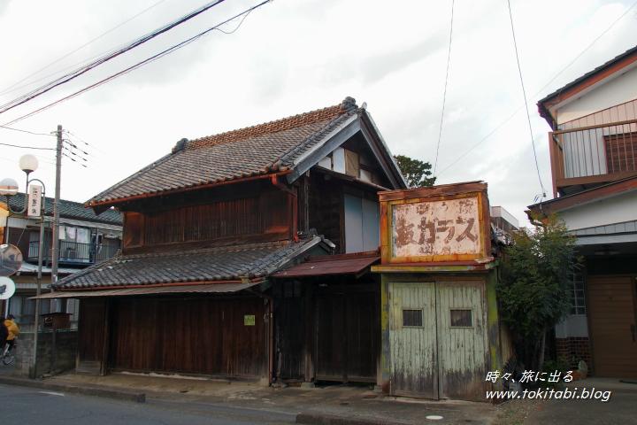 杉戸町 渡辺金物店跡