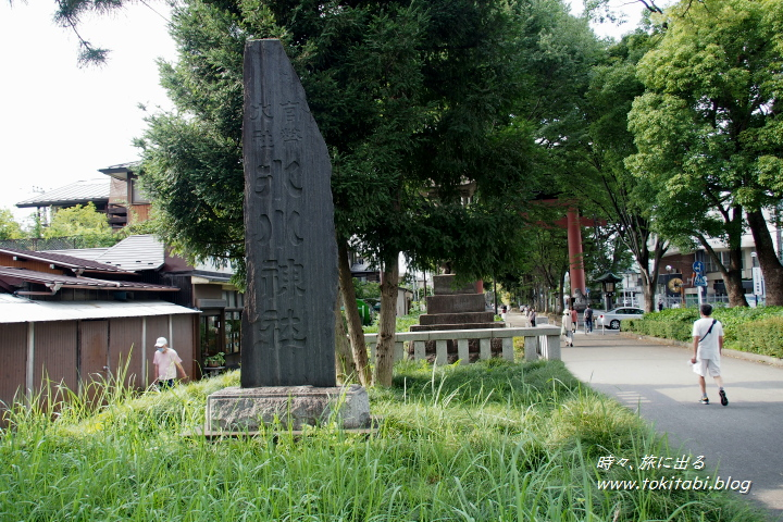 大宮 武蔵一宮 氷川神社