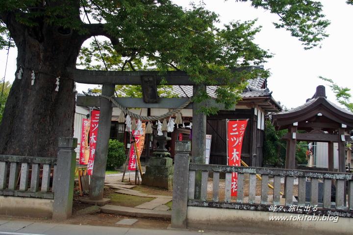 鴻巣 三ツ木神社