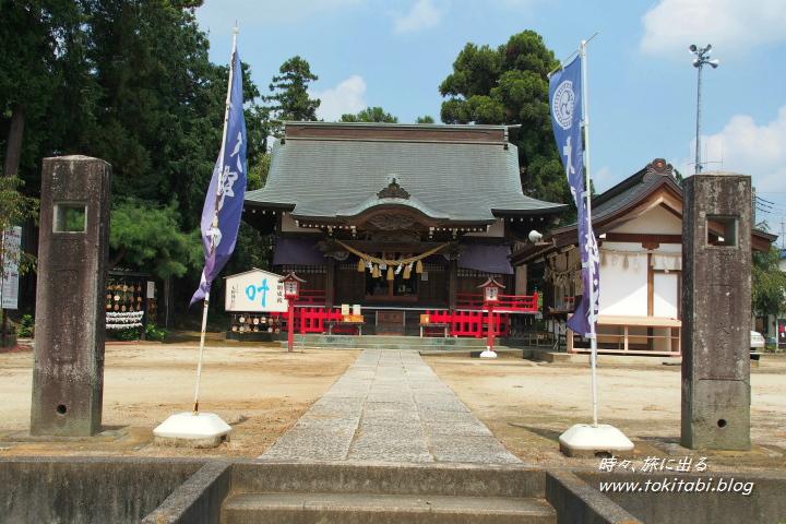 鴻巣市 大野神社
