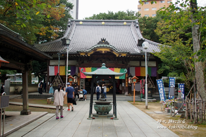 川越 蓮馨寺